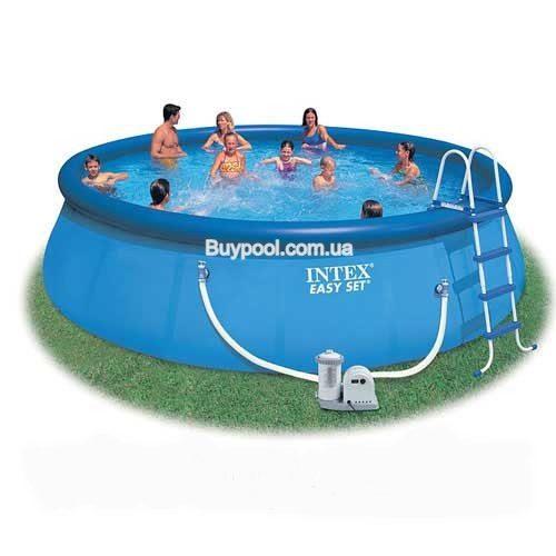 Надувной бассейн Intex 28176