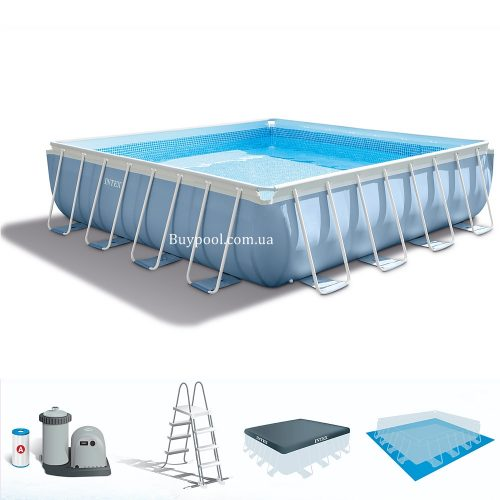 Каркасный бассейн Intex 28766