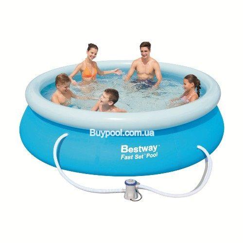 Надувной бассейн 57270 Bestway