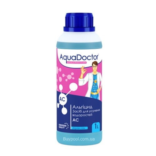 Альгицид AquaDoctor AC 1 л.