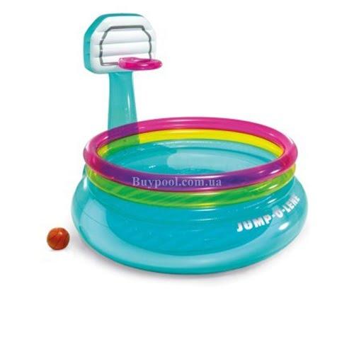 Детский надувной бассейн Intex 48265