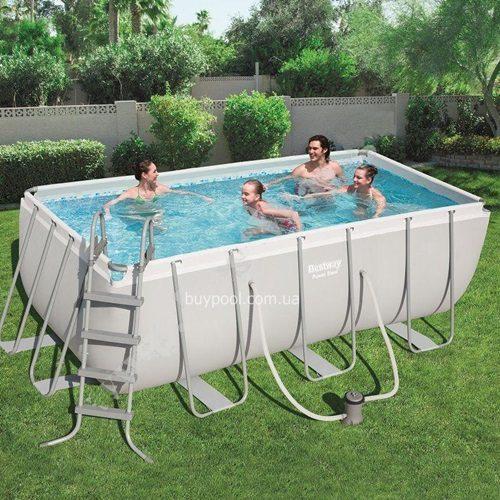 Каркасный бассейн Bestway 56456