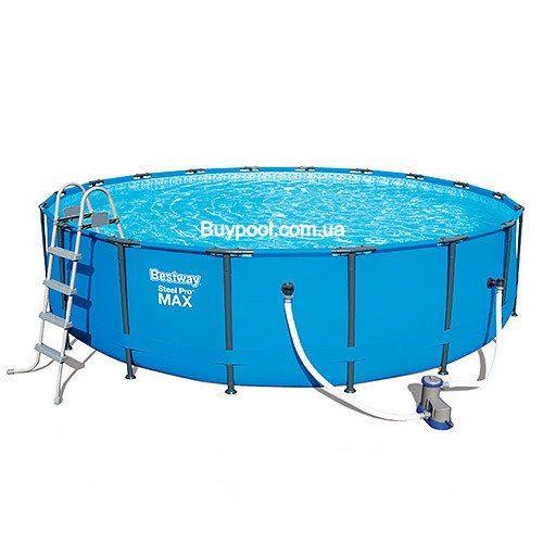 Каркасный бассейн Bestway 56462