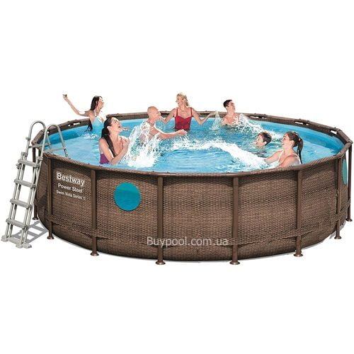 Каркасный бассейн Bestway 56725