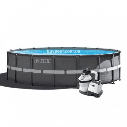 Каркасный бассейн Intex 26326