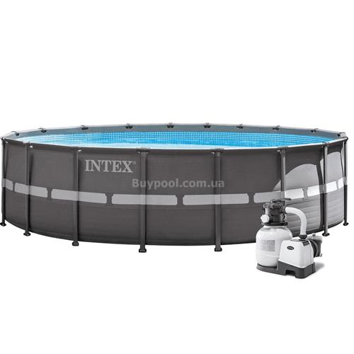 Каркасный бассейн Intex 26330 (549х132см)