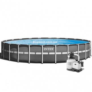 Каркасный бассейн Intex 26340, 732 x 132 см