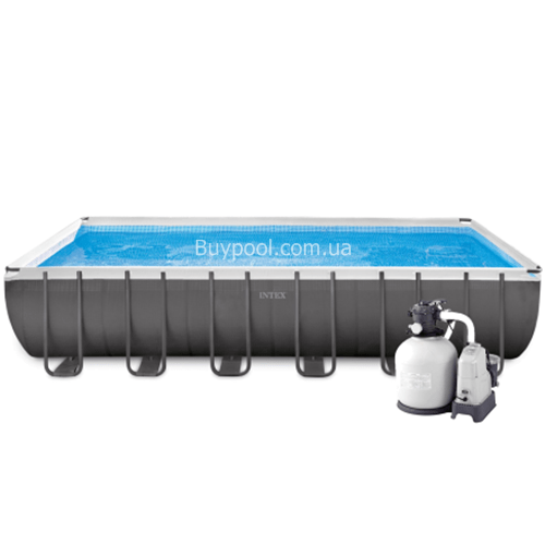 Каркасный бассейн Intex 26364