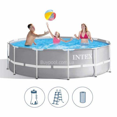 Каркасный бассейн Intex 26716