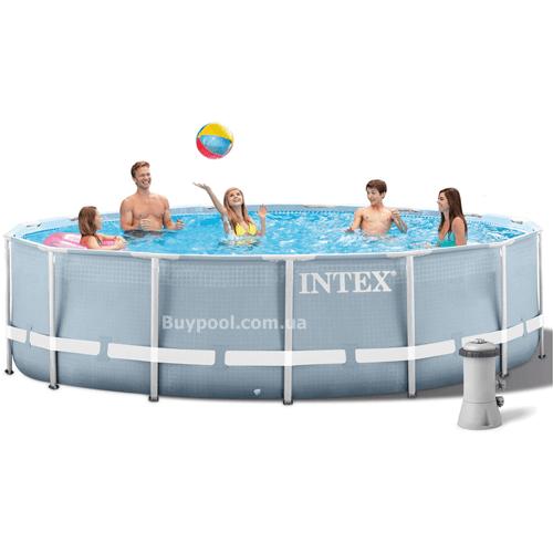 Каркасный бассейн Intex 26726