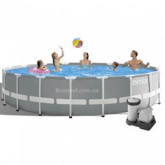 Каркасный бассейн Intex 26732, 549 x 122 см