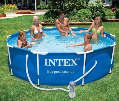 Каркасный бассейн Intex 28212