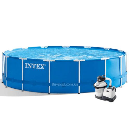 Каркасный бассейн Intex 28242/6