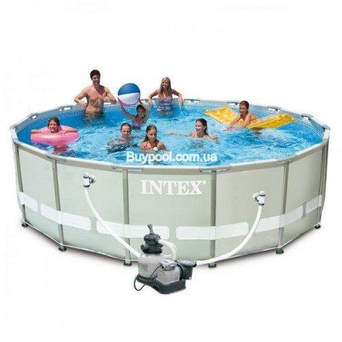 Каркасный бассейн Intex 28324