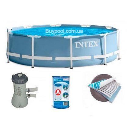 Каркасный бассейн Intex 28712