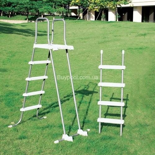 Лестница для бассейна Intex 28074 (132 см)