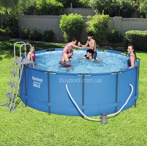Каркасный бассейн MAX Bestway 56420