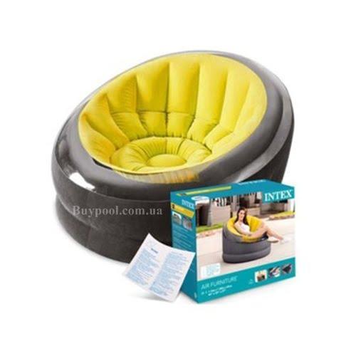 Надувное кресло Intex 66582