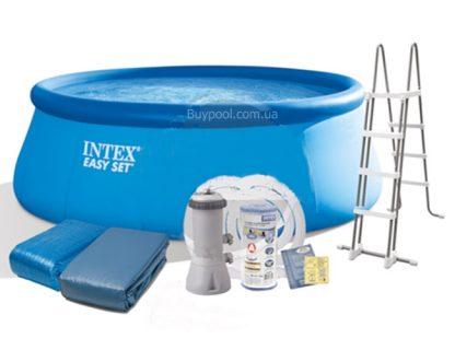 Надувной бассейн Intex 26168