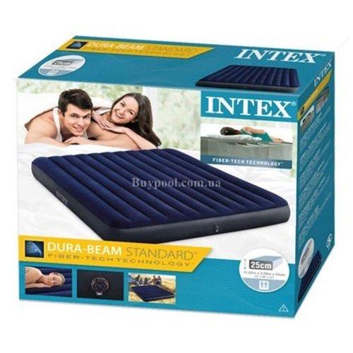 Надувной матрас Intex 64755
