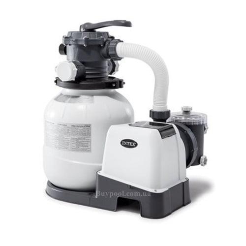 Песочный фильтр-насос с хлоргенератором Intex 26676