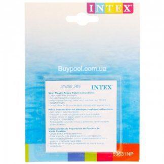 Ремонтные заплатки Intex 59631