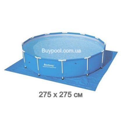 Защитная подстилка под бассейн Bestway 58000