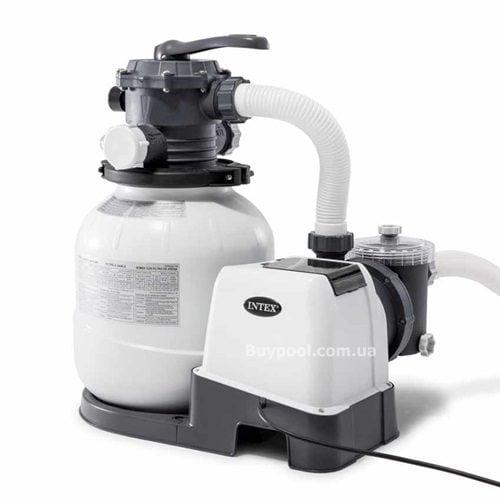 Песочный фильтр насос Intex 26648, 10 000 л\ч